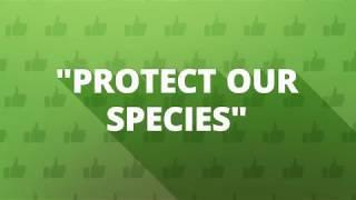World earth day 2019 theme-  protect our species