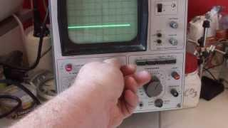 Lawrence Tseung Fleet circuit Joule Thief power analysing measurement test PART 1/2