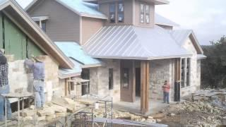 Vineyard Ridge Net Zero Home Construction Time Lapse