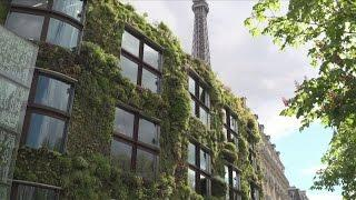 France's green-fingered architects