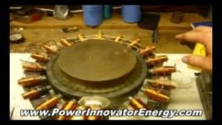 Power Innovator Plan - How To Build Tesla Generator