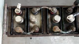 Edison Nickle Iron Alkaline Batteries Cleaned Up