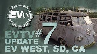 DIY EV conversion - EV WEST, San Diego, CA