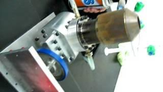 NCKU PEACE LAB Stirling Engine Generator