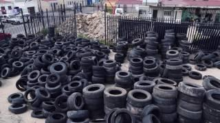 DIY Sustainable Building Guide   1  Packing Tyres