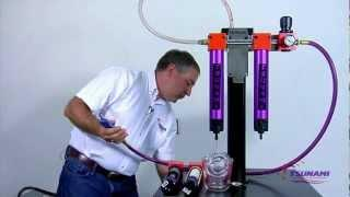 Remove Water From a Compressed Air System
