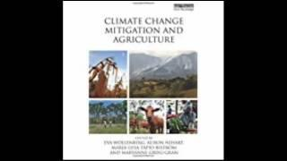 Download Climate Change Mitigation and Agriculture PDF