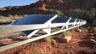 Sedona Solar Technology - InteliTrack Solar Tracking System
