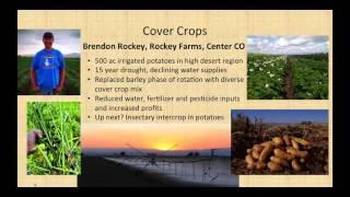 Ecosystem-Based Climate Mitigation Options for Farmers & Ranchers