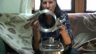 Steam Tesla Turbogenerator Assembly Tips II, super efficiency, more horsepower