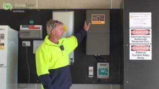 6 Kw Off Grid Solar Power System In Murchison Victoria