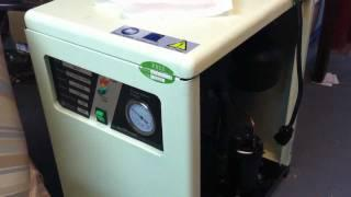 Harbor Freight Refrigerated Compressed Air Dryer - Troubleshooting