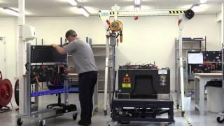 Masterminds behind Formula E's 300 kg battery: visiting Williams