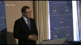 James Ives on 'Ocean Energy in Ireland: Challenges and Opportunities'