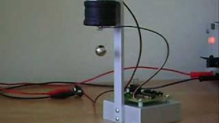 Magnetic Levitation System