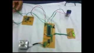 Solar Tracking System Project working Video