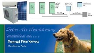 Solar Kennel Kooling