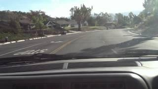 Driving my 1995 Chevy s10 all electric vehicle
