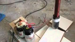 Tesla Coil Generator Alternative Source of Potentially FREE Energy