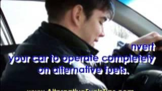 Alternative Fuels Tips- Disadvantage of Car Conversion