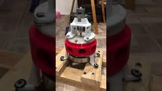 Flywheel Free energy test