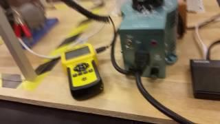 Ion Engine - Final Prototype Demonstration