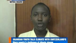 YOUTH ON CLIMATE CHANGE