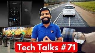 Tech Talks #71 - Facebook Free WiFi, Airports Biometric India, Solar Road, Note 7 Hotspot, MiS