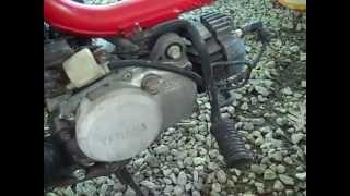 Yamahopper EV Conversion (Episode 1 - Donor Vehicle)