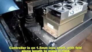 Audi A2 EV conversion part 6 (Gazzer version)