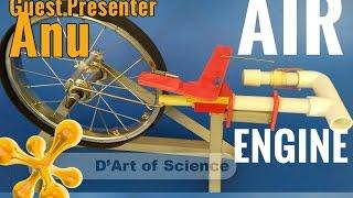 How to make an AIR ENGINE - dartofscience