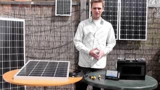 Build solar panels for home. Learn how to make DIY - Home Solar Power