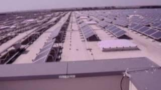 Commercial Rooftop Solar PV Installation