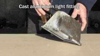 Metal Casting at Home Part 25 Suitable Metal for Casting