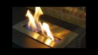 hydrogen fireplace