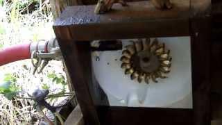 Renewable Energy Source: The Micro Hydro Generator