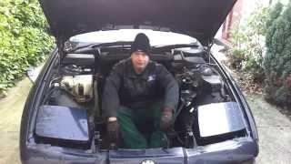 BMW E31 840CI EV Conversion 10 : Update 01