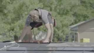 Tiny House: Solar Shingles