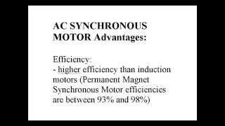 Induction vs Synchronous Motors: Advantages & Disadvantages comparison