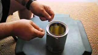 J. Falk's Bushwhacker Stove - Tips & Tricks - Video #3 - Part 2 of 2