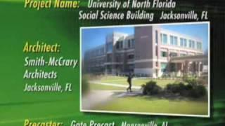UNF Green Build Sustainable Building Design