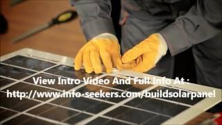 (Save $20,000) : DIY Home Solar Power Kit
