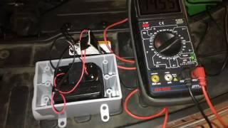 Ultra Capacitor Battery Replacement and E85 Conversion Update