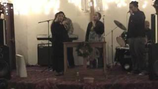 Precious & Tula at Praise and Worship Ministries, Lawton, OK (Samoan Worship)