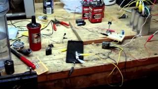 Plasma spark plug