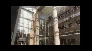 Green building uses energy saving technology