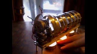 ThermoElectric Generator Prototype 2