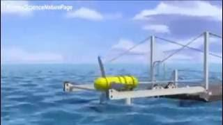Harvesting Ocean Kinetic Energy