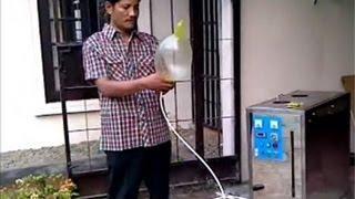 How to make HHO 220V Joko Energy Part 2 (For Genset)