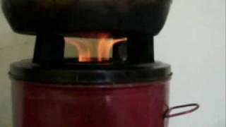 Biomass Stove UB03